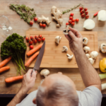 mejorar la nutrición en la tercera edad
