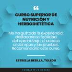 Estrella ha dejado su comentario en Deusto Salud Opiniones